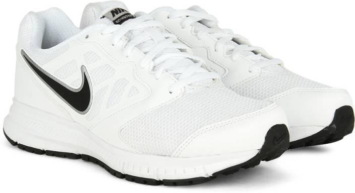 06f0e99504d1 Nike DOWNSHIFTER 6 MSL Running Shoes For Men - Buy WHITE   BLACK ...
