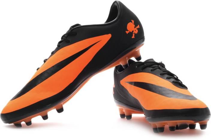 Football Shoes Nike For Fg Orange Hypervenom Men Black Phatal Buy wIIqtaR