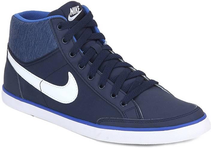 27b679a5cbf0 Nike CAPRI III MID Sneakers For Men - Buy Midnight Navy WHITE-Game ...