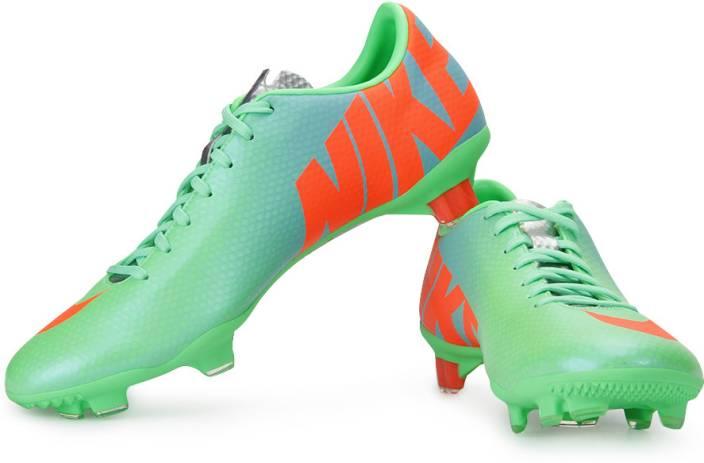 Nike Mercurial Veloce Fg Football Studs For Men - Buy Green ea2e942ff2d3