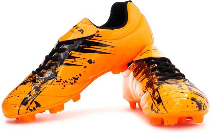 80b62346a75b Nivia Encounter Football Shoes For Men - Buy Orange
