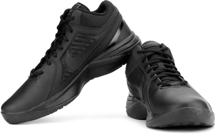0dca89d5640d9d Nike The Overplay VIII Basketball Shoes For Men - Buy Black Color ...