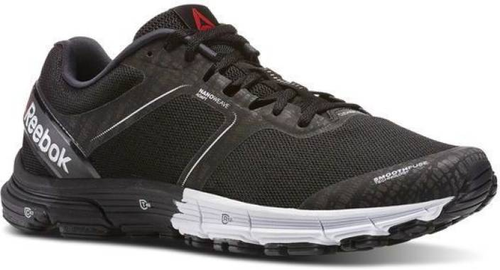 71bfd70e5fe15f REEBOK ONE CUSHION 3 NITE Men Running Shoes For Men - Buy BLCK SLVR ...