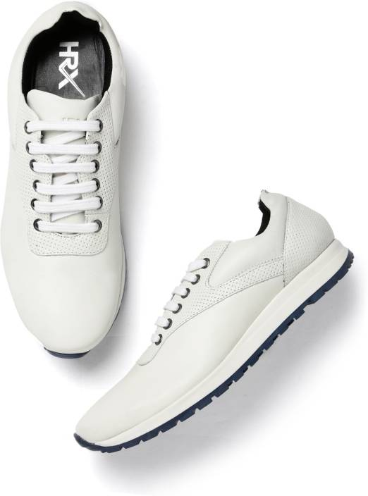 93bb1520d HRX by Hrithik Roshan Sneakers For Men - Buy White Color HRX by ...