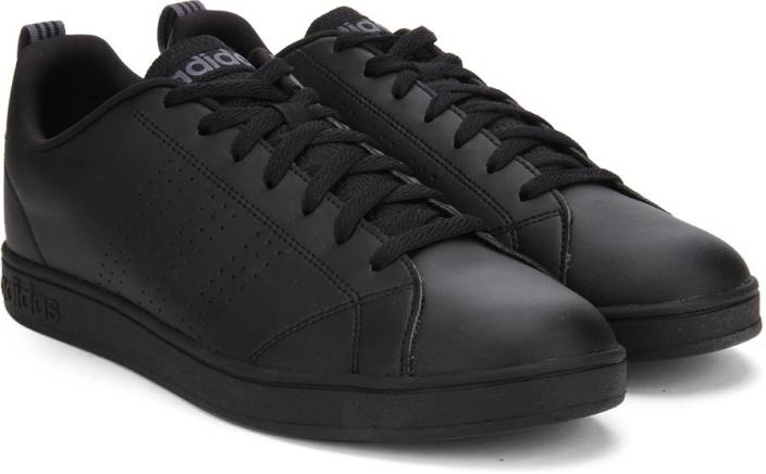adidas neo vs advantage clean noir