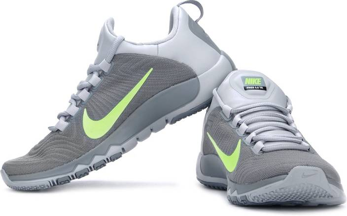 1d119c084da5 Nike Free Trainer 5.0 Running Shoes For Men - Buy Grey Color Nike ...