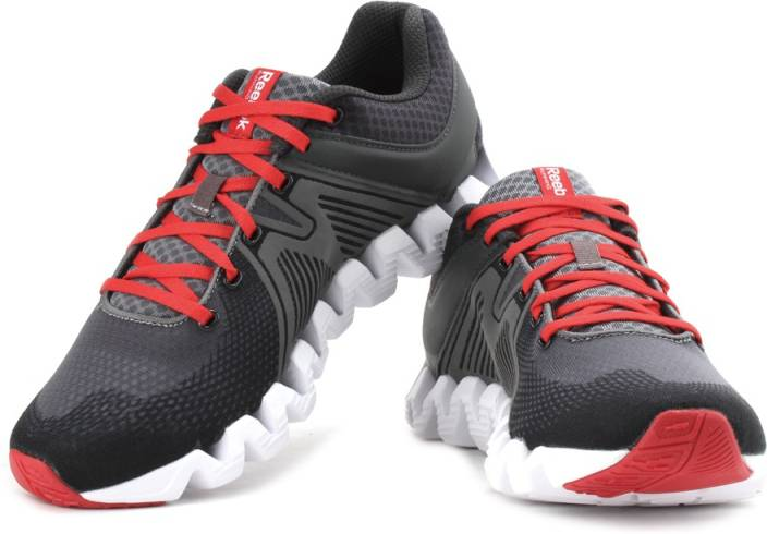 9ea4eb609848 REEBOK Zig Squared Rush Running Shoes For Men - Buy Grvl