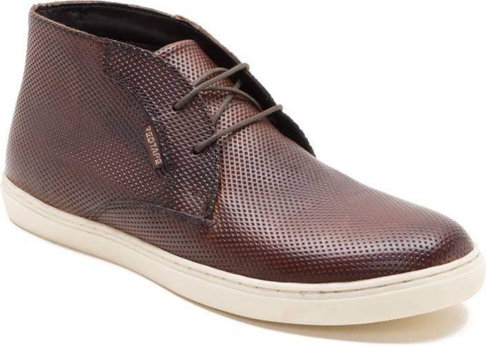 Red Tape RTR1392 Boots For Men
