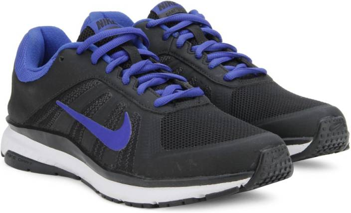 47e24d28e7b5 Nike DART 12 MSL Running Shoes For Men - Buy BLACK RACER BLUE ...