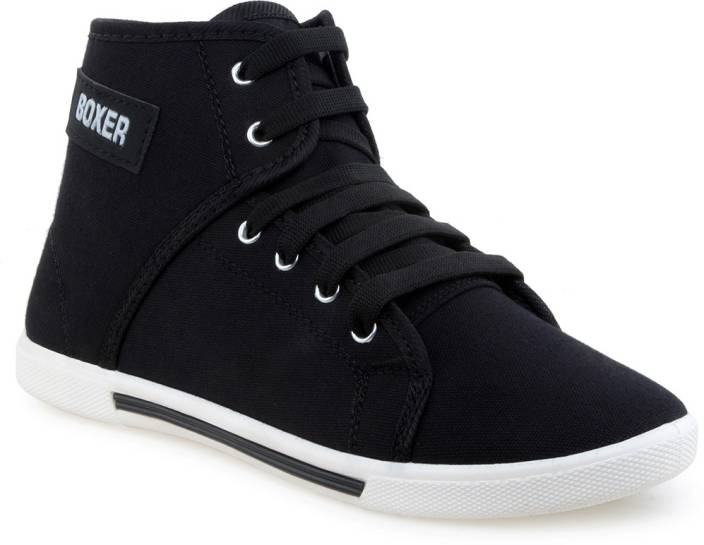 High Neck Sneaker Shoes