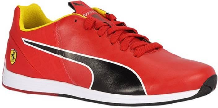 f136c1b696a4e Puma Ferrari evoSPEED 1.4 SF NM Motorsport Shoes For Men