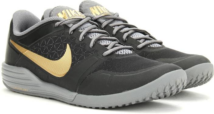 20bc0168652e Nike LUNAR ULTIMATE TR Training Shoes For Men - Buy BLACK METALLIC ...
