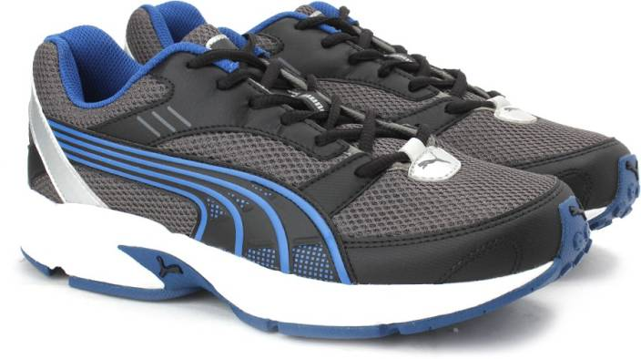 7a7f2c8ad65516 Puma Pluto DP Running Shoes For Men - Buy d.shad-sliver-st.blue ...
