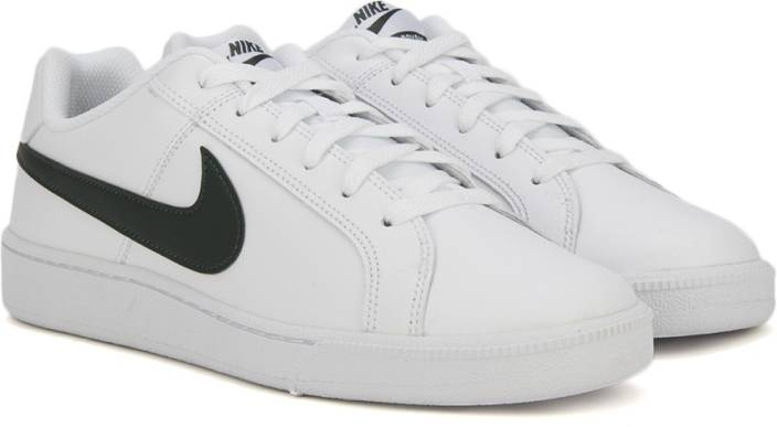 Nike COURT ROYALE Sneakers For Men - Buy WHITE GROVE GREEN Color ... 7b82f4043