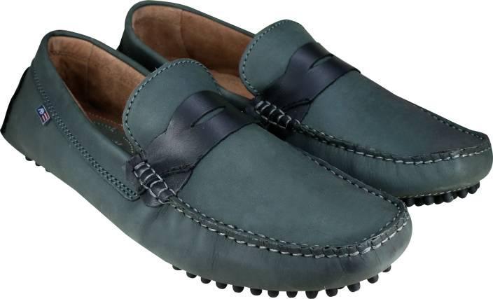 e7a4c76ee0c Arrow Loafers For Men - Buy Grey Color Arrow Loafers For Men Online ...