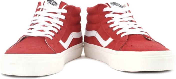 723bfe422ff1 Vans Sk8-Mid Reissue Mid Ankle Sneakers For Men - Buy (Vintage ...