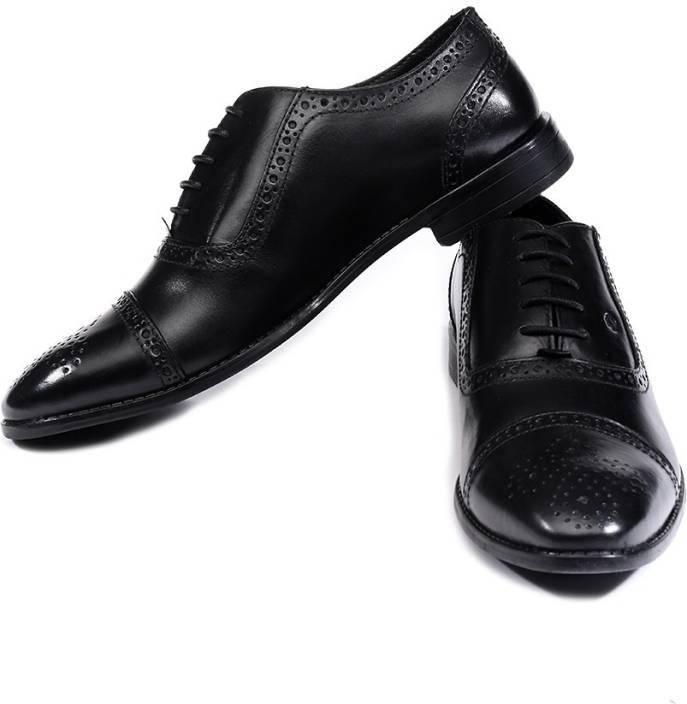 404dea8a4b9a Nez by Samsonite Lace Up Shoes For Men - Buy Black Color Nez by ...