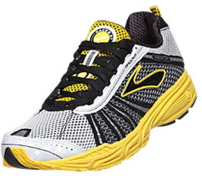 0332405672fb3 Brooks Racer ST 5 Unisex Running Shoes For Men - Buy White-Black ...