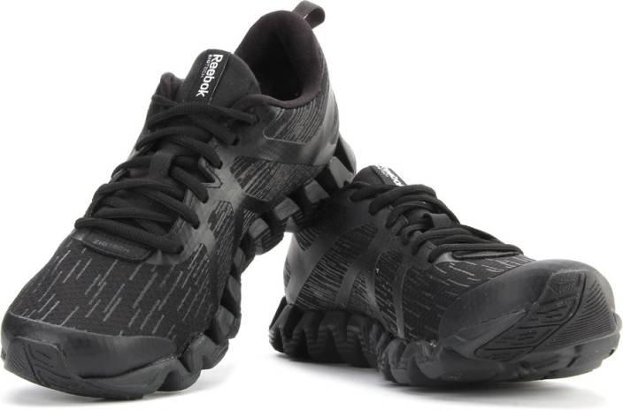 online store dfc37 4e433 REEBOK ZIGTECH SQUARED 2.0 Men Running Shoes For Men (Black)