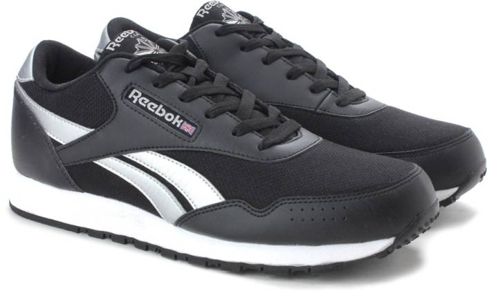 24c3c26b4916b REEBOK CLASSIC PROTONIUM Sneakers For Men - Buy BLACK SILVER WHITE ...