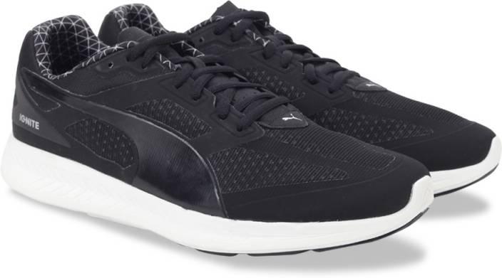 Puma IGNITE PWRWARM Running Shoes For Men - Buy black Color Puma ... 0ea80e411