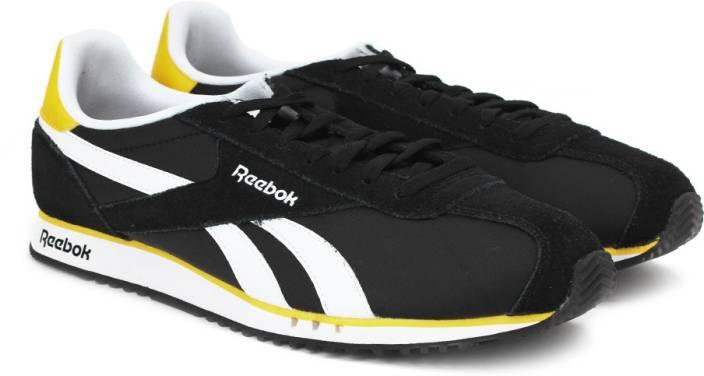d91b2e2adbb31 REEBOK ROYAL ALPEREZ DASH Running Shoes For Men - Buy BLACK WHITE ...