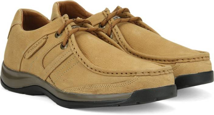 Woodland Men Outdoor Shoes For Men