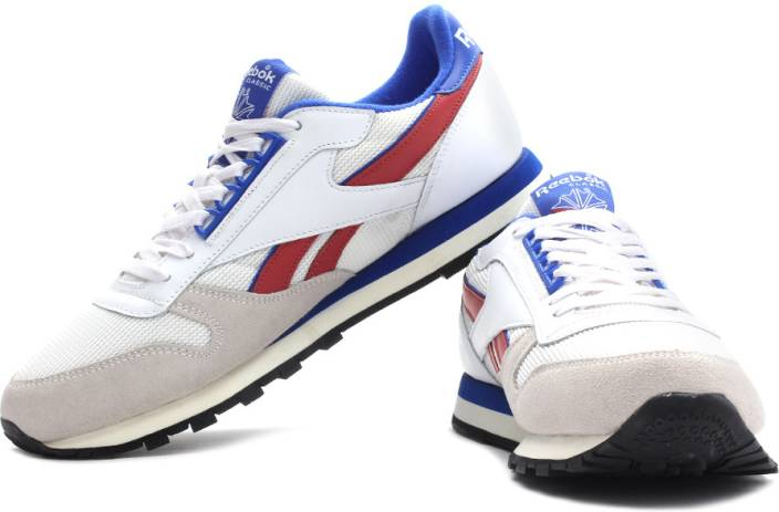 Reebok Classics Leather Retro Lp Running Shoes For Men Buy White