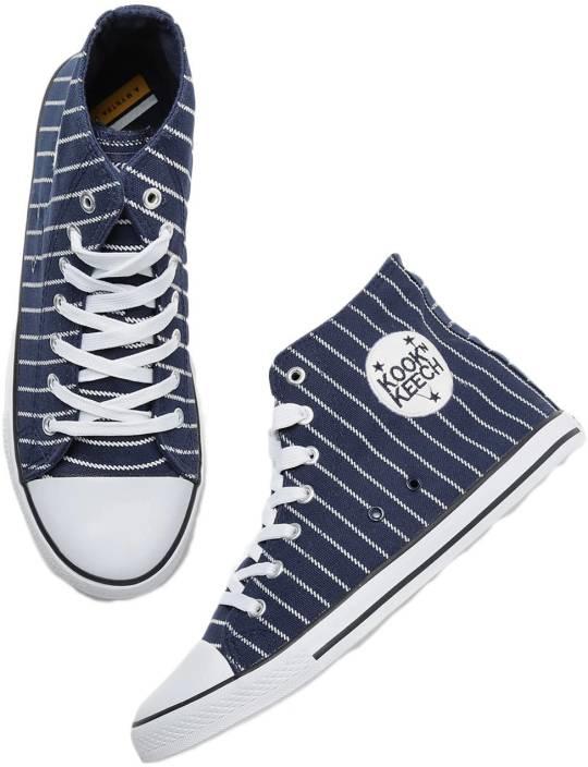 Kook N Keech Sneakers For Men