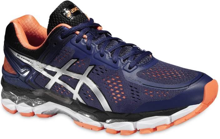 f935725b4b27 Asics Gel-Kayano 22 Men Running Shoes For Men - Buy Deep Cobalt ...