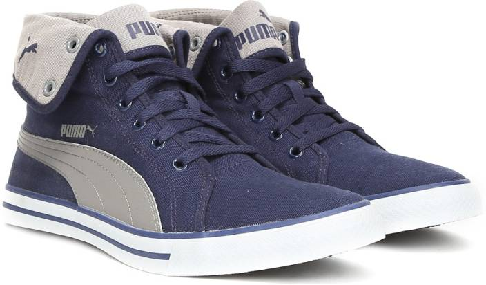Puma Carme Mid IDP Mid Ankle Sneakers For Men