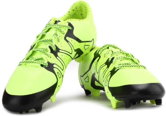 Adidas X 15.3 FG/AG Football Studs For Men
