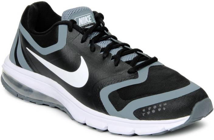 92ce225bf0a9 Nike Air Max Premiere Run Running Shoes For Men (Black). Price  Not  Available