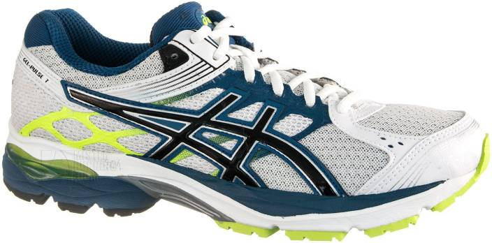 60b589dbcb5d Asics Gel-Pulse 7 Men Running Shoes For Men - Buy White Color Asics ...
