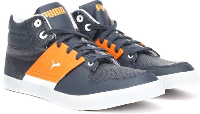 Puma El Ace 2 PN II DP Mid Ankle Sneakers For Men