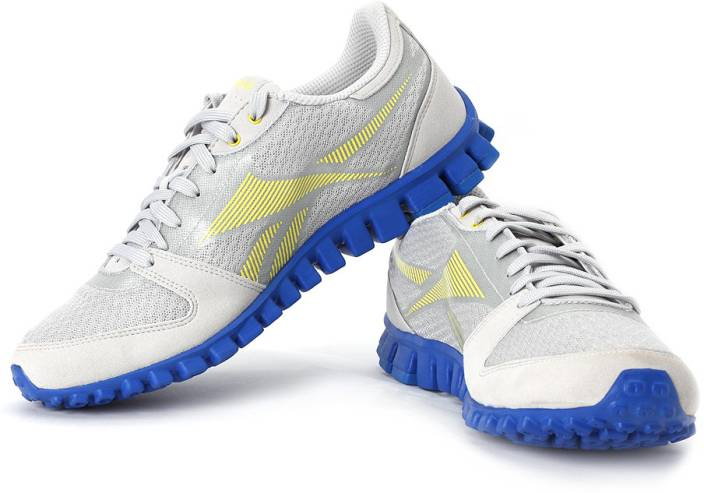 Reebok Realflex Optimal Training Shoes For Men - Buy Grey ...