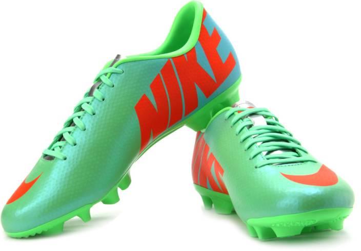 ce7082784c8 Nike Mercurial Victory IV HG - V Football Studs For Men - Buy Green ...