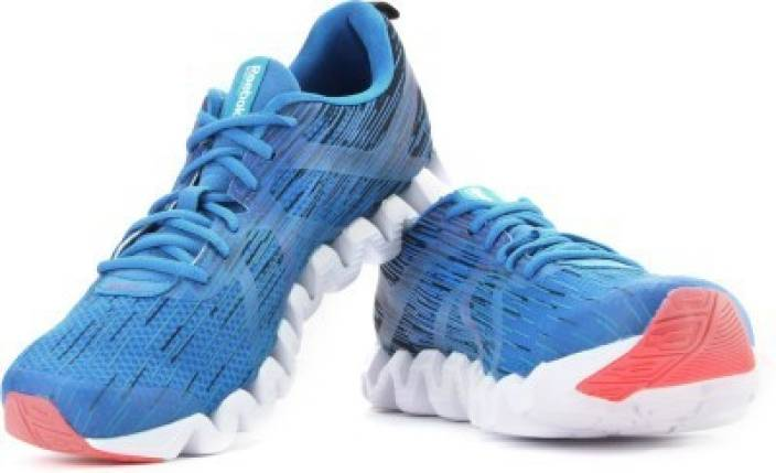 on sale 78c2f a661b REEBOK ZIGTECH SQUARED 2.0 Running Shoes For Men (Blue)
