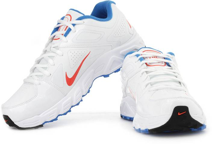61cdc5dfad0a Nike Potential Cricket Shoes For Men - Buy White Color Nike ...