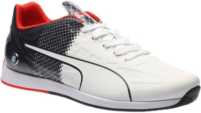 Puma BMW MS evoSPEED Lace Sneakers For Men - Buy Puma White-Puma ... 8bd6871a7