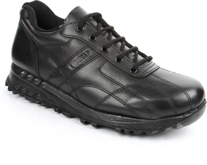 83422a89fed Force 10 By Liberty 9906-5-Black Running Shoes For Men - Buy Black ...