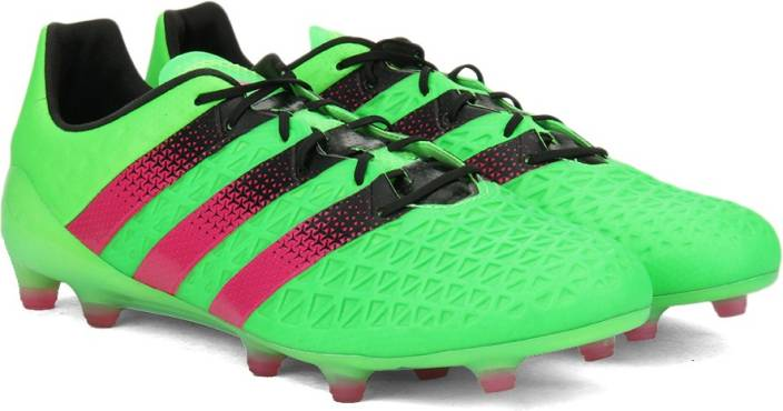 527d11cb552 ADIDAS ACE 16.1 FG AG Men Football Shoes For Men - Buy SGREEN SHOPIN ...