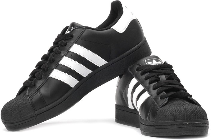Adidas Superstar II Sneakers