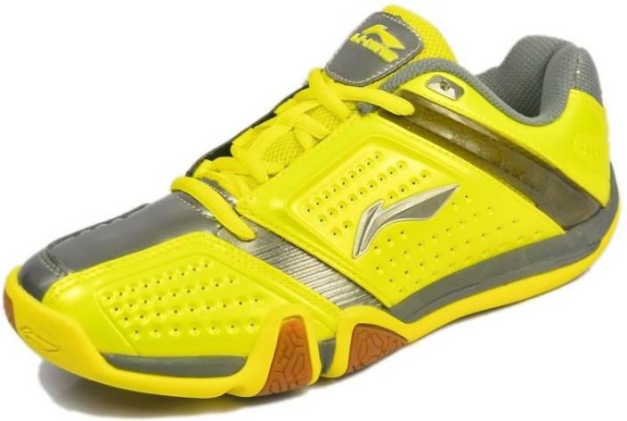 Li Ning Hero No 1 Badminton Shoes