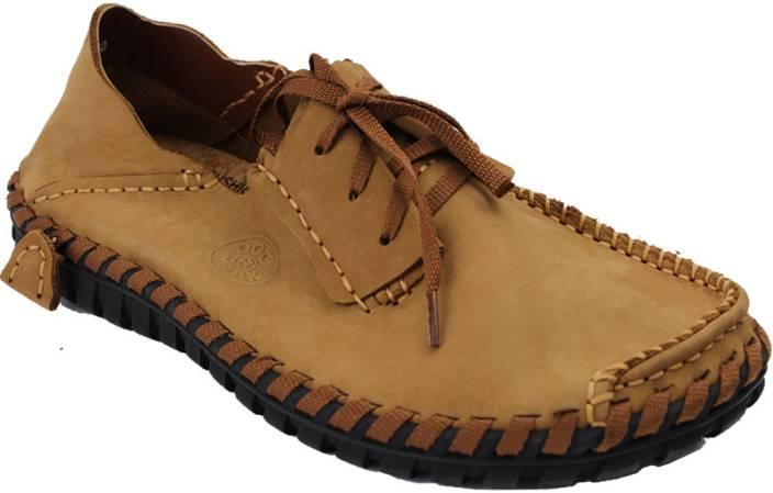 b0b6f2d4d004 DOC   MARK 425CAM Casuals Shoes For Men - Buy Camel Color DOC   MARK ...