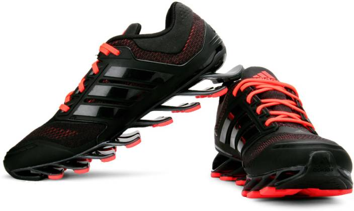 ADIDAS Springblade Drive M Running Shoes For Men - Buy Black Color ... 4247d9022