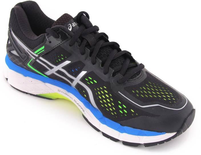 6e9da970f3e2 Asics Gel-Kayano 22 Men Running Shoes For Men - Buy Black Color ...