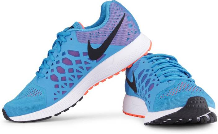 newest 1bb1c db894 Nike AIR ZOOM PEGASUS 31 Running Shoes For Men - Buy Blue ...