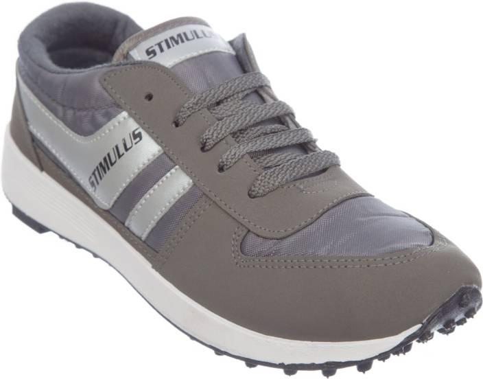 e6ab0853232c41 Paragon Stimulus 9764 Running Shoes For Men - Buy Grey Color Paragon ...