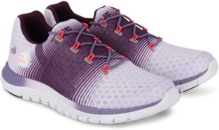 b15d44de4392 REEBOK ZPump Fusion Running Shoes For Women - Buy Lilac